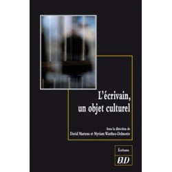 L'écrivain, un objet culturel