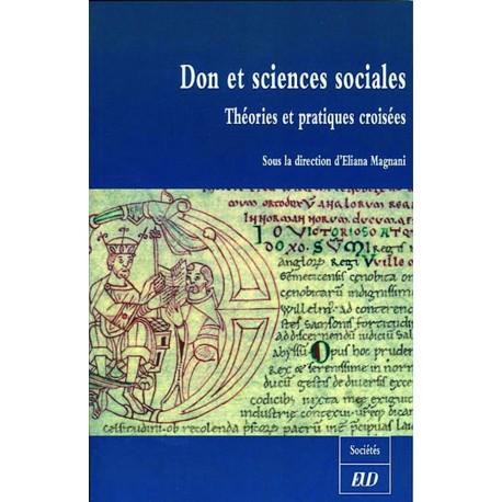 Don et sciences socialesThéories et pratiques croisées