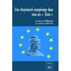 Une citoyenneté européenne dans tous ses « États »