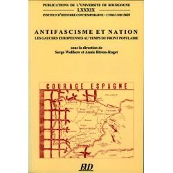 Antifascisme et nation Les gauches européennes au temps du Front populaire