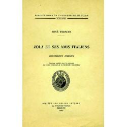 Zola et ses amis italiens