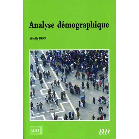 Analyse démographique