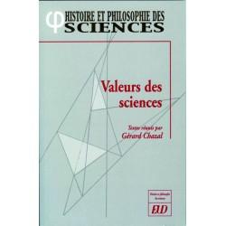 Valeurs des sciences