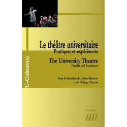 Le théâtre universitaire. The University Theatre