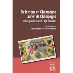De la vigne en Champagne au vin de Champagne