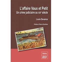 L'affaire Vaux et Petit
