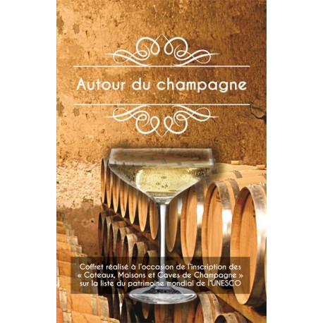 """Coffret """"Autour du champagne"""""""