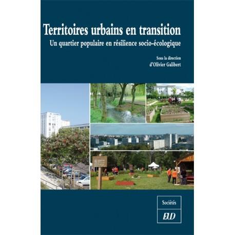 Territoires urbains en transition