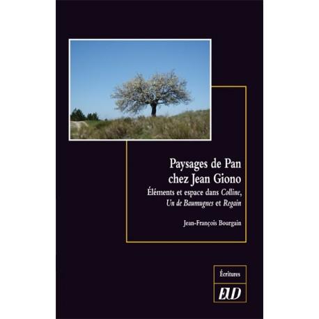 Paysages de Pan chez Jean Giono