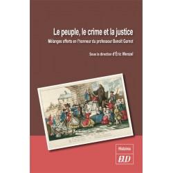 Le peuple, le crime et la justice
