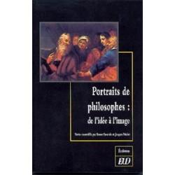 Portraits de philosophes De l'idée à l'image