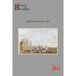 Annales de Bourgogne - Volume 90-1-2018