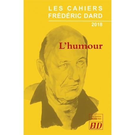 Les Cahiers Dard 2018