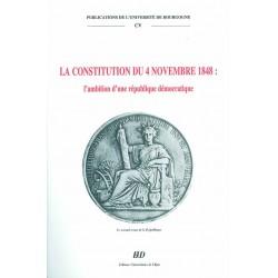 La Constitution du 4 novembre 1848L'ambition d'une république démocratique