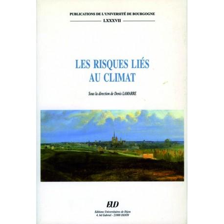 Les risques liés au climat
