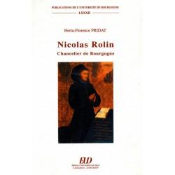 Nicolas Rolin Chancelier de Bourgogne