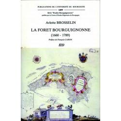 La forêt bourguignonne (1660-1789)