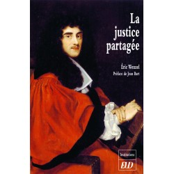 La justice partagée Les magistrats bourguignons face aux meurtriers d'un curé de campagne, 1711-1727