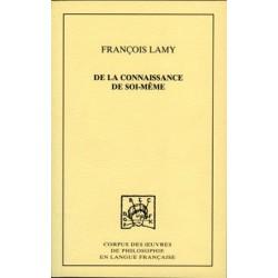 De la connaissance de soi-mêmeTome II, Traité 3
