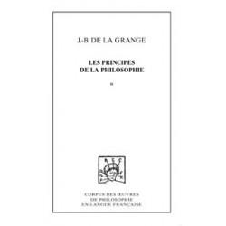 Les principes de la philosophie, tome 2Traité des éléments et des météores