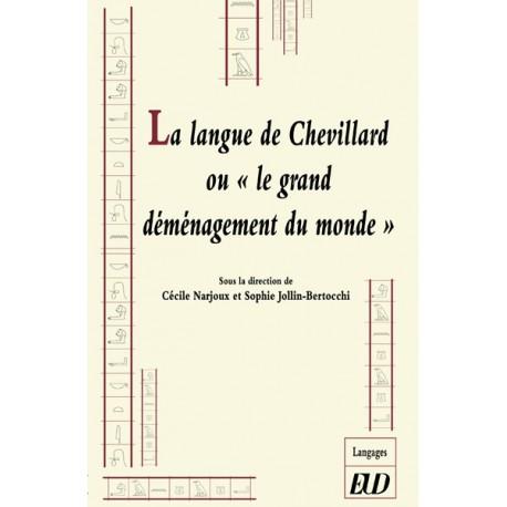 """La langue de Chevillard ou """" le grand déménagement du monde"""""""