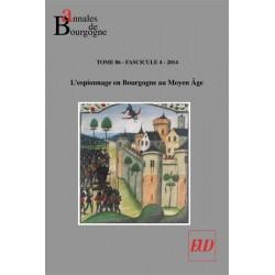 Annales de Bourgogne - Volume 86-4-2014