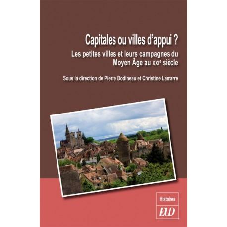 Capitales ou villes d'appui ?