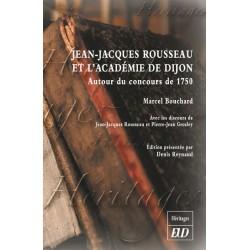 Jean-Jacques Rousseau et l'Académie de Dijon