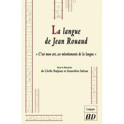 La langue de Jean Rouaud