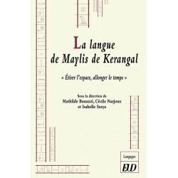 La langue de Maylis de Kerangal