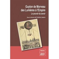 Guyton de Morveau des Lumières à l'Empire