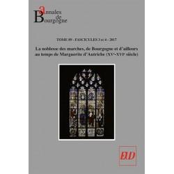 Annales de Bourgogne - Volume 89-3-4-2017
