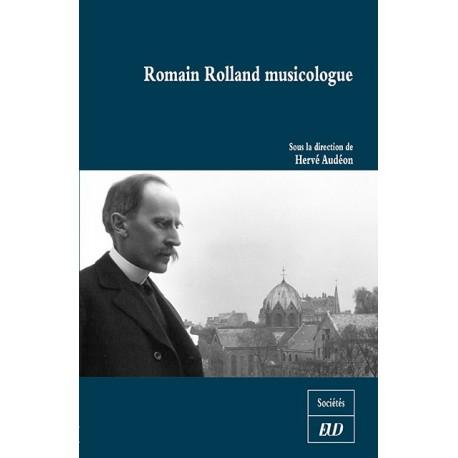 Romain Rolland musicologue