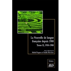 La Nouvelle de langue française depuis 1900