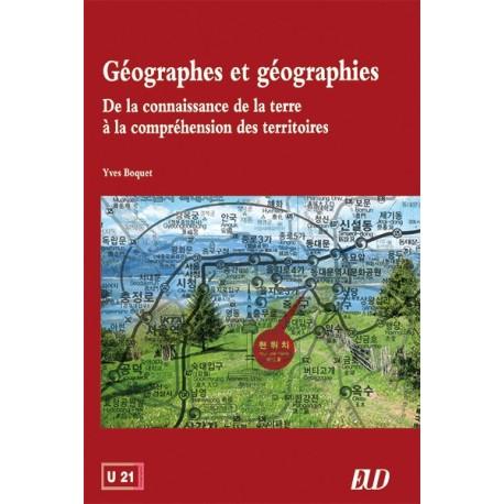 Géographes et géographies