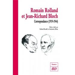 Romain Rolland et Jean-Richard Bloch