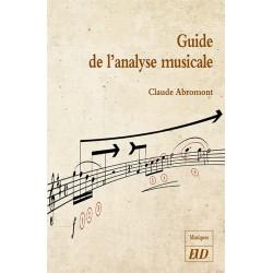 Guide de l'analyse musicale