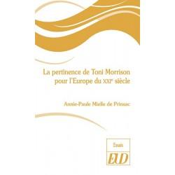 La pertinence de Toni Morrison pour l'Europe du XXIe siècle