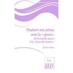"""Flaubert aux prises avec """"le genre"""""""