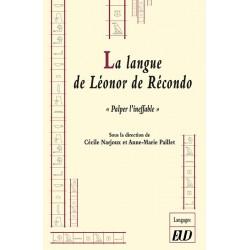 La langue de Léonor Récondo