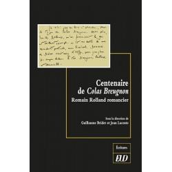 "Centenaire de ""Colas Breugnon"""